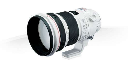 Canon 200 EF 200mm f2L IS USM