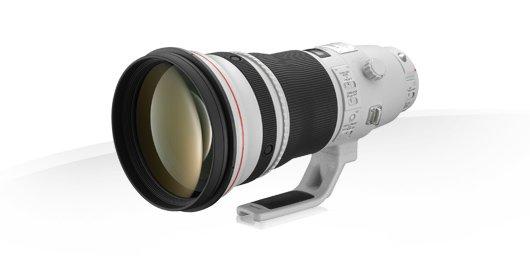Canon 400 EF 400mm f2.8L IS II USM