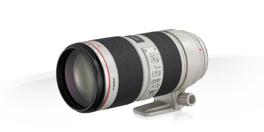 Canon 70-200 EF 70-200mm f2.8L IS II USM